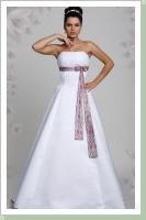 Brautkleider Weiãÿ Rot | Brautkleider Www Mode Natalie Com
