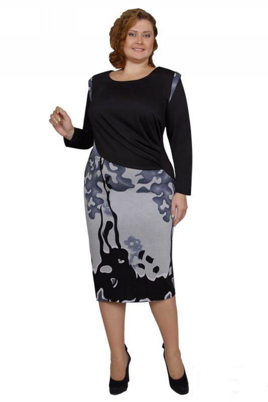 Магазин платьев для полных женщин доставка